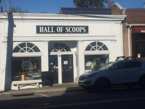 Be sure to visit Hall of Scoops