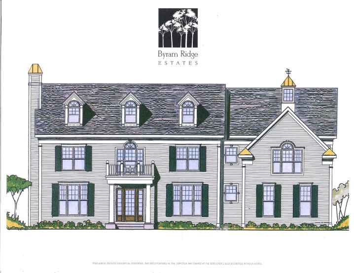 60 Byram Ridge rendering